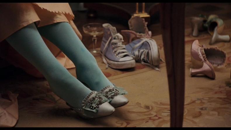 Marie Antoinette - Chucks
