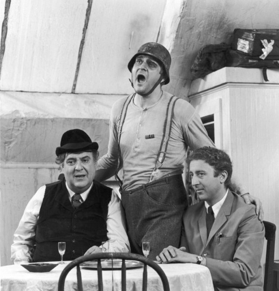 Kenneth Mars in The Producers